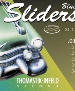 Thomastik-Infeld SL 110 Blues Sliders Round Wound Electric Guitar String Set